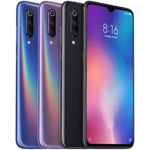 XIAOMI Mi9 Global versie 6gb ram / 64 gb Piano Black