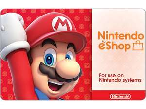 Nintendo eShop 50$ GiftCard for 45$
