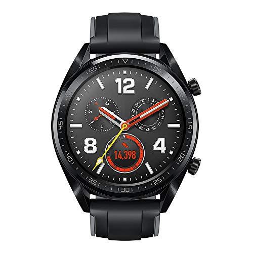 Huawei Watch GT zwart 129,00 @ Amazon.de