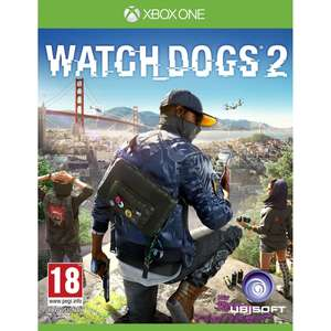 Watch Dogs 2 Xbox One/ PS4
