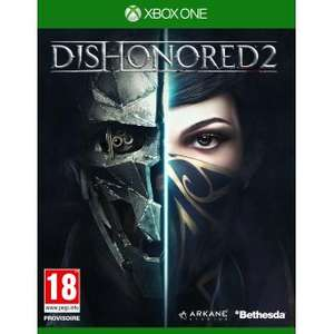 [GRENSDEAL] Dishonored 2 Xbox One