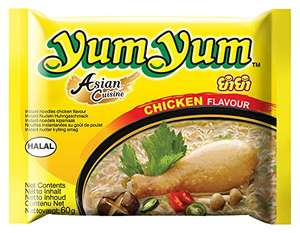 45x Yum Yum Instant Noedels (Kip) @Amazon.de