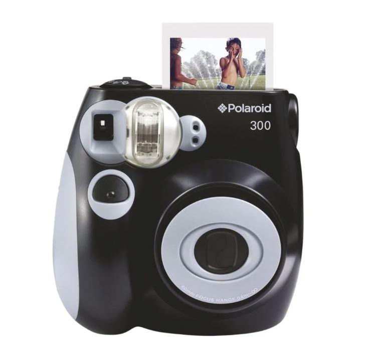 Polaroid PIC-300 Instant Camera @ Trekpleister
