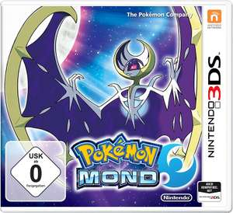 Pokemon: Moon (3DS) @Amazon.de