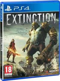 Extinction (PS4) @ Gameshop Twente