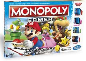 Monopoly Gamer - Bordspel (MARIO)