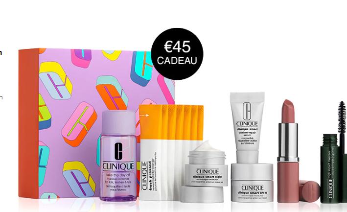 Full size lipstick + 6 miniaturen cadeau bij besteding vanaf €59,-