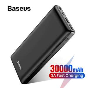 Baseus 30000 mAh Power Bank