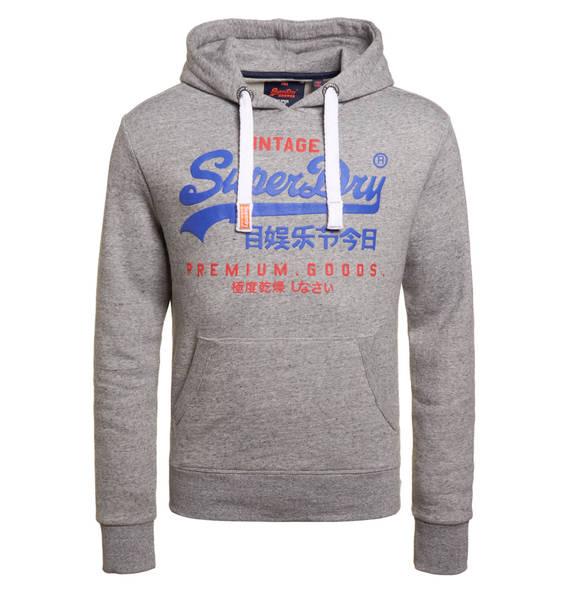 Superdry hoodie -57% (elders €79,95) @ Hudson's Bay
