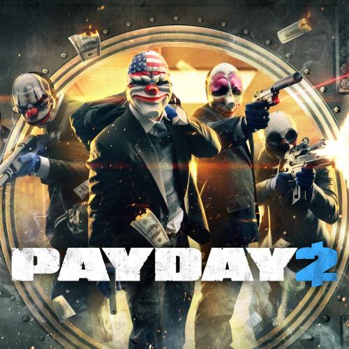 Payday 2 gratis speelweekend @ Steam Store