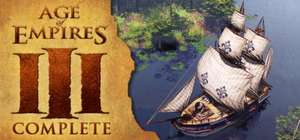 Age of Empires III: Complete Collection voor €9,24 (75% korting) @ Humble