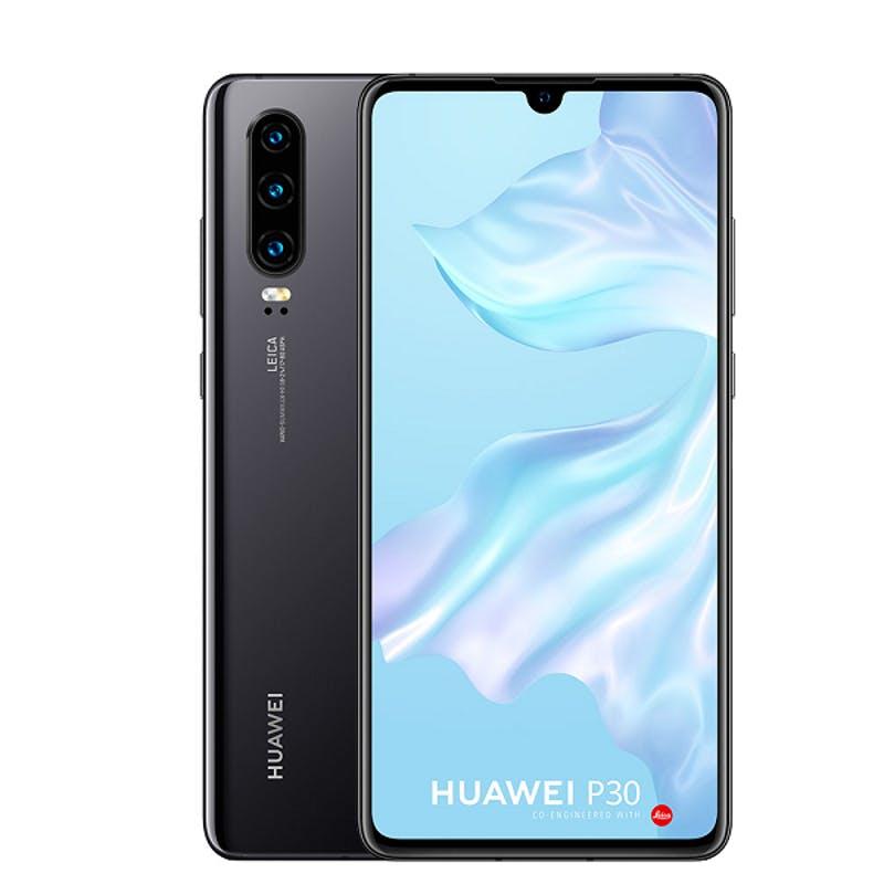 Huawei P30 voor €341,45 icm. nieuw 1-jarig Vodafone-abonnement (zonder Ziggo €371,45) bij Mobiel.nl