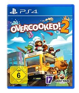 Overcooked! 2 voor PS4 @Amazon.de