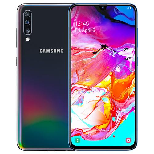 Samsung Galaxy A70 voor €287 !!