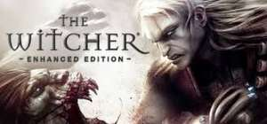 The Witcher enhanced + Gwent the Witcher card game +Keg  gratis