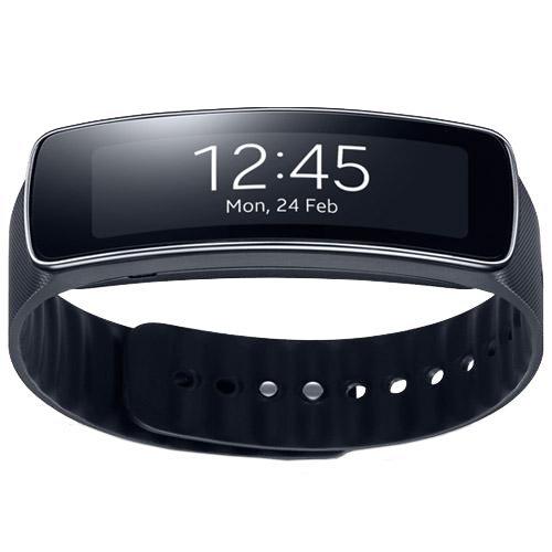 Samsung Galaxy Gear Fit voor € 103,61 @ Amazon.es