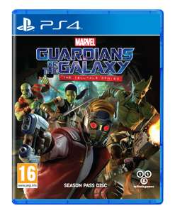 Marvel's Guardians of the Galaxy: The Telltale Series PS4 & XBOX ONE