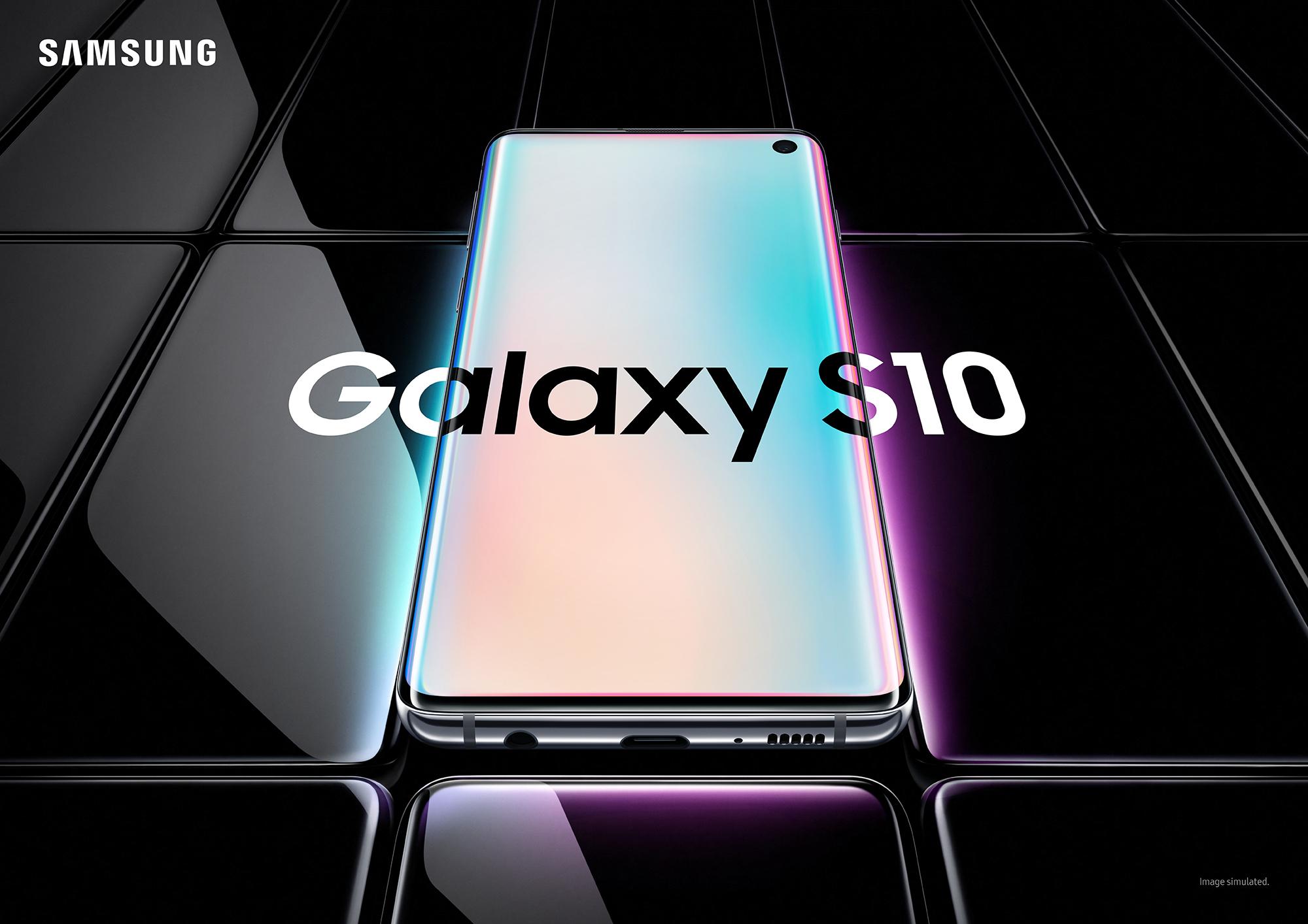 Samsung Galaxy S10 (i.c.m. 2 jr. onb. internet + onb. belsms) Tele2