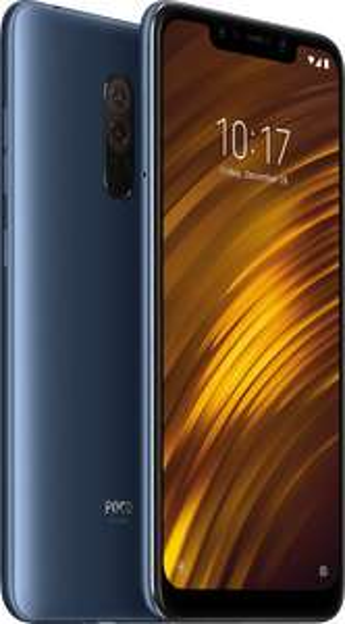 Xiaomi Pocophone F1 - 64GB - Blauw