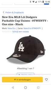 LA Baseball Cap New Era