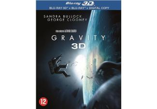 Gravity (2D+3D) (Blu-ray) voor € 14,99 @ Media Markt