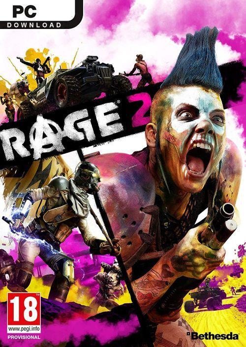 Rage 2 PC (WW) + DLC