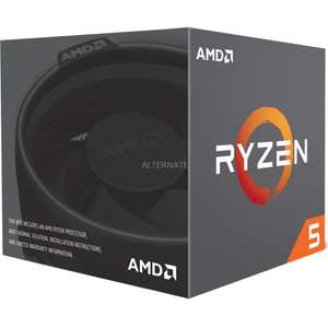 AMD Ryzen 2600 + gratis Division 2 Gold & World war Z