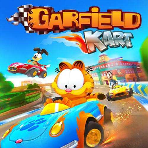 Garfield Kart (Steam) @ Fanatical