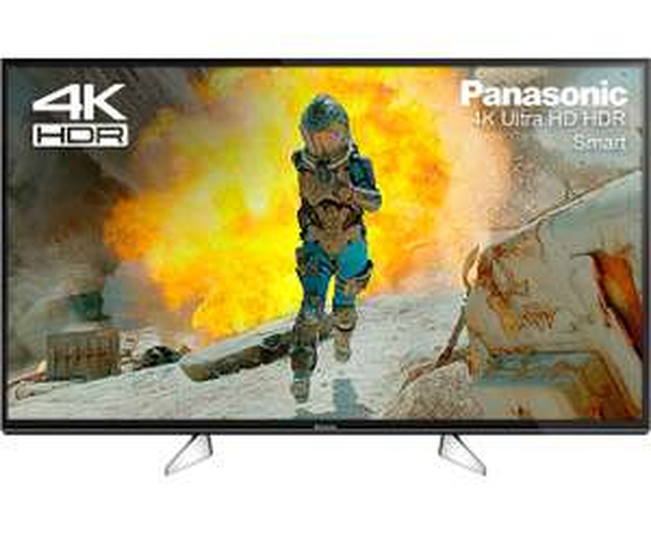 Panasonic TX-65EXW604 4K Ultra HD TV - 65 inch na cashback @ AO.nl