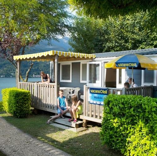 Luxe kampeervakantie vanaf 79.- via HEMA bij Vacansoleil