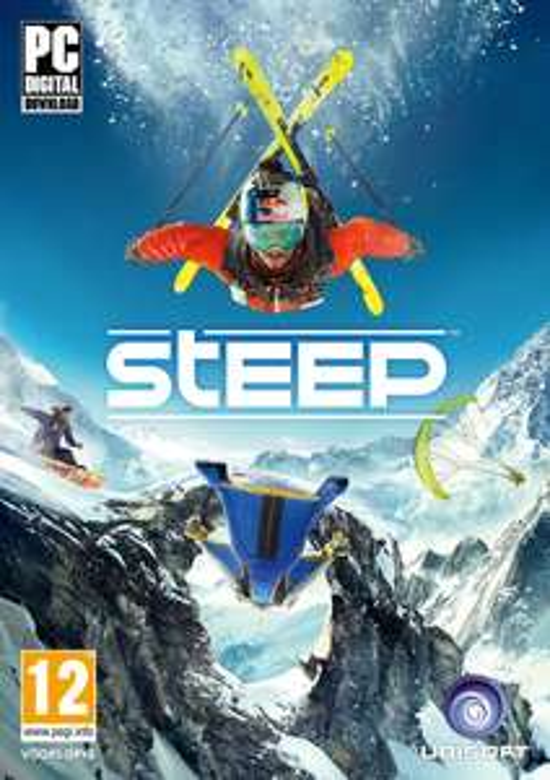 Steep (PC) gratis @ Ubisoft (UPlay)