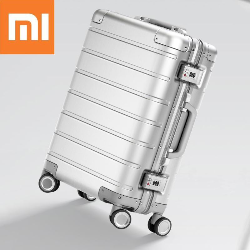 Xiaomi 90FUN 20 inch 31L aluminum suitcase
