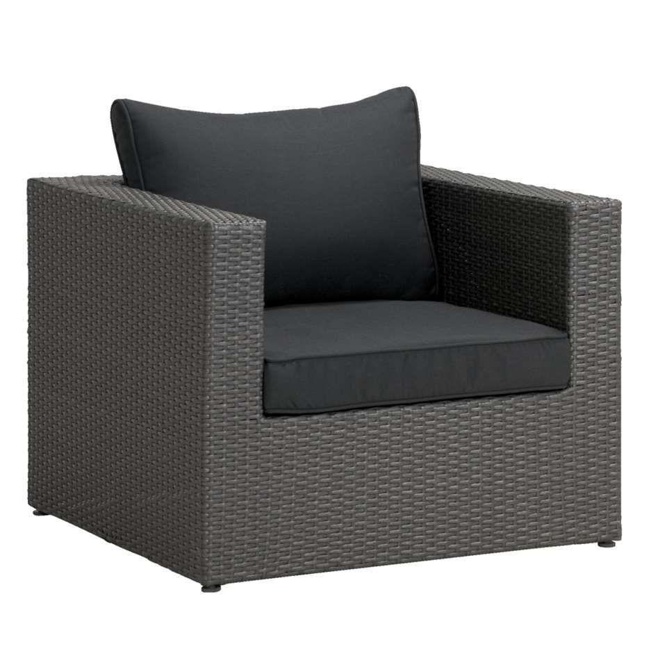 (76% korting) Le Sud fauteuil - incl. kussens €64 (i.p.v. €269) @LeenBakker