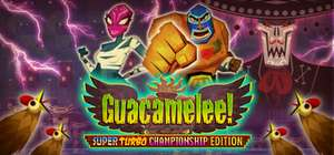 Guacamelee! Super Turbo Championship Edition gratis in de Humble Store