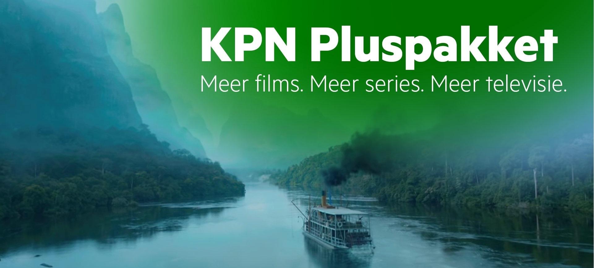 Voor KPN-klanten: 1 maand gratis Pluspakket