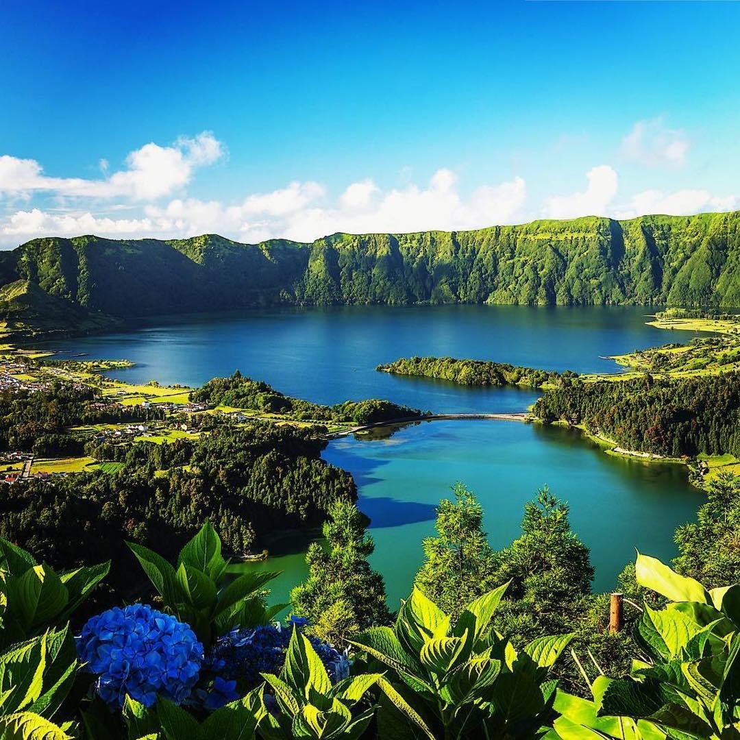 Vliegtickets: Amsterdam naar de Azoren voor €106,50 @ TUI