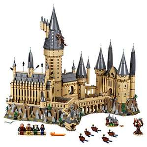 LEGO® Harry Potter 71043 Kasteel Zweinstein @Amazon.es