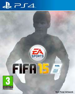FIFA 15 (pre-order) (PS4, Xbox One, PS3, Xbox 360) voor €49,95 @ Wehkamp