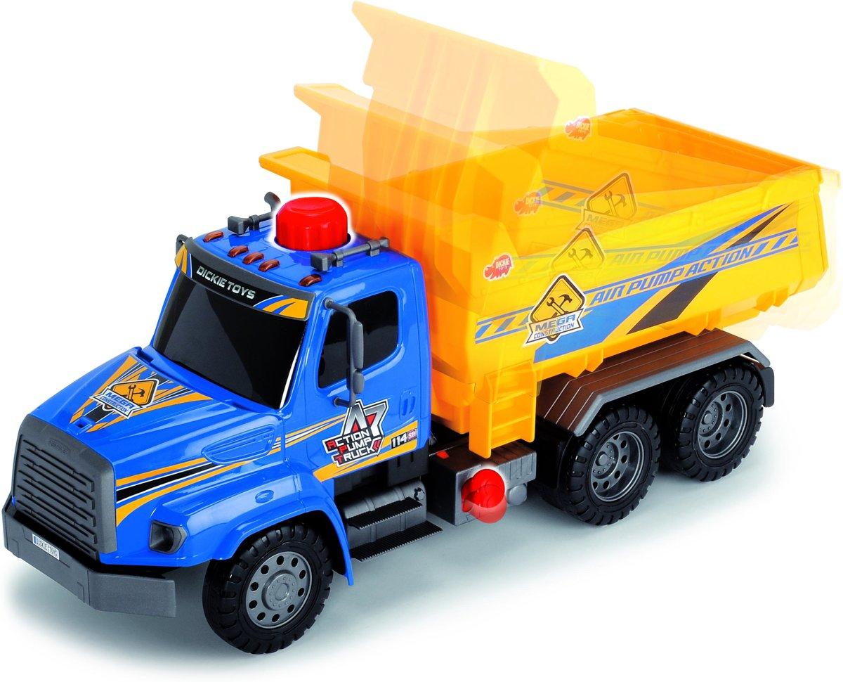 Dickie Air Pump kiepwagen (58cm) voor €11,99 @ Bol.com