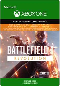 Battlefield 1 Revolution (Xbox One Digitale Code) @ Instant Gaming