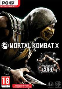 [UPDATE: nu €8,54] Mortal Kombat X (Steam key) voor €8,99 @ CDkeys.com