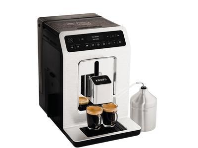 Krups Evidence volautomatische espressomachine - Wit EA8901 of Chrome EA891C