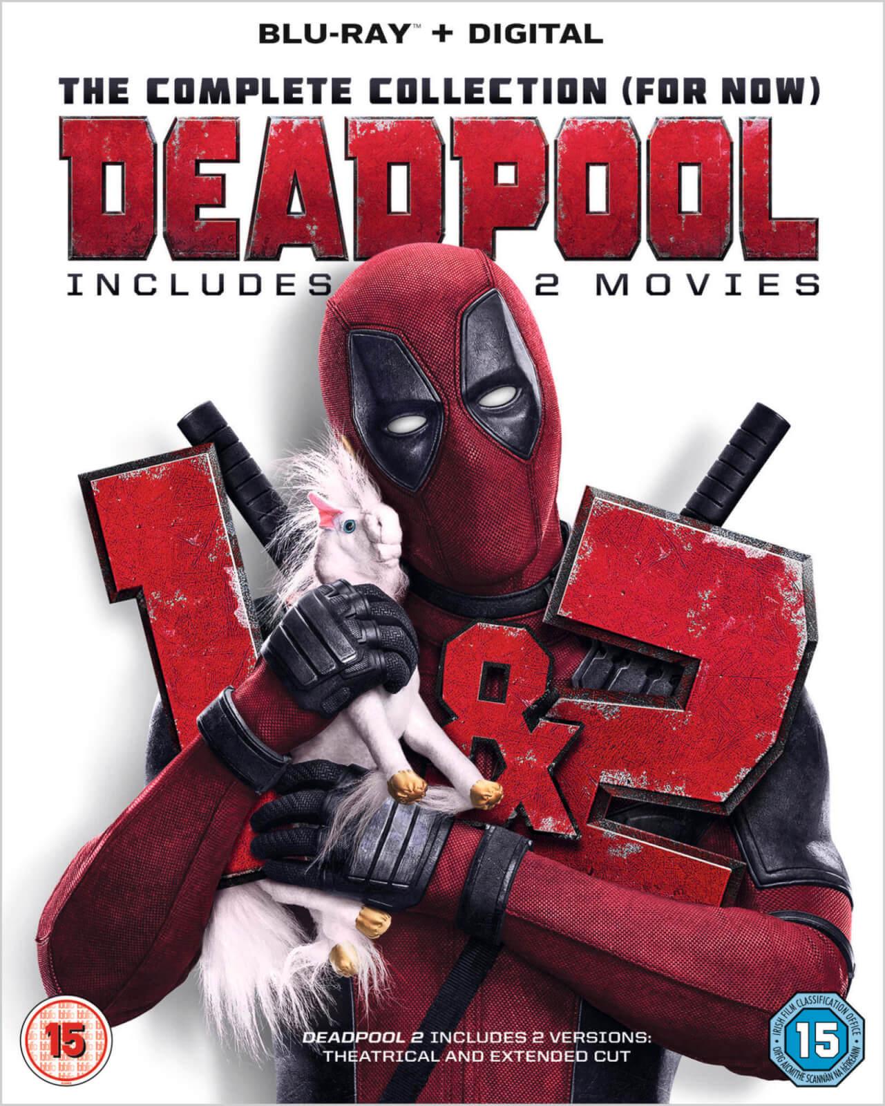 DVD & Blu-Ray uitverkoop @Zavvi