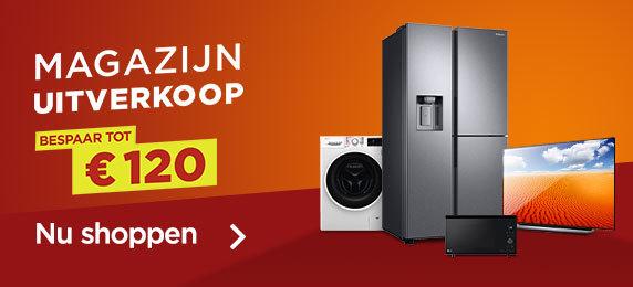 Cashback op LG koelkasten & wasmachines @AO.nl