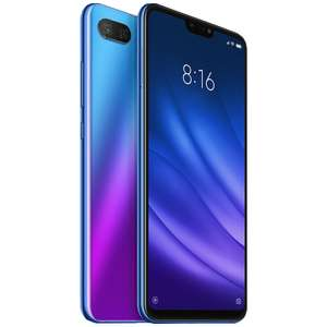 Xiaomi Mi8 Lite Global Version (6GB,128GB)