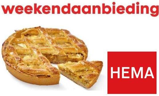 Appeltaart (voor 8 personen) @ HEMA