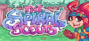 The Spiral Scouts @steam €1,63