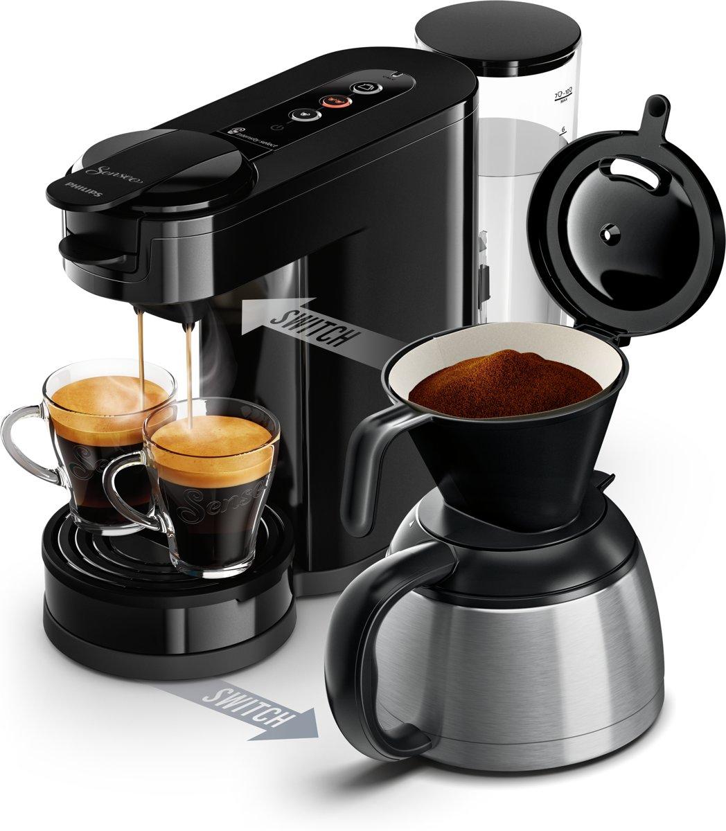 Topdeals op Philips koffiemachines en waterkokers @Bol