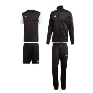 Adidas core 18 trainingsset 4-delig @Geomix