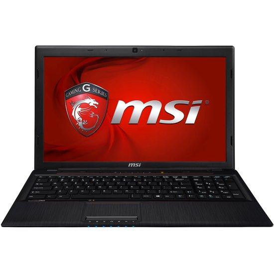 MSI GP60 2QE-855NL (gaming) laptop voor €849 @ Bol.com / BCC